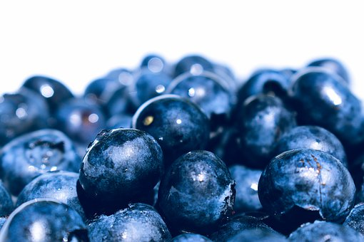 Blueberries, Fresh, Fruit, Food, Delicious, Berry
