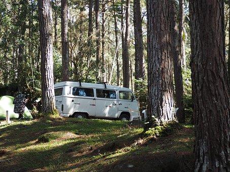 Itatiaia, Camping, Kombi, Holidays