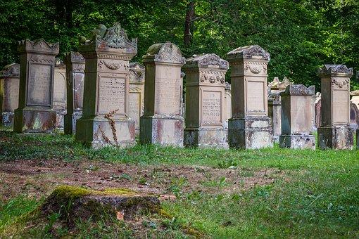 Cemetery, Jewish, Judaism, Jews, Graves, Grave, Tomb