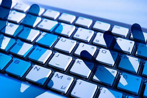 Keyboard, Hands, Hacker, Hack, Security, Access