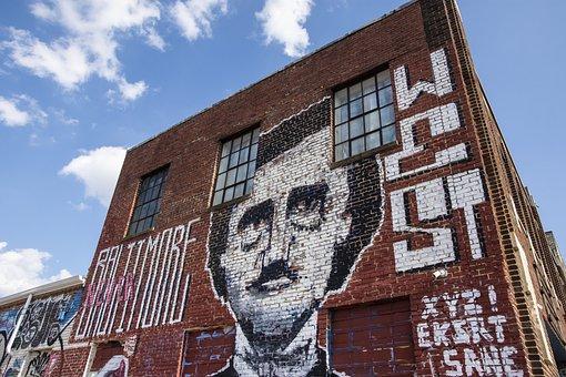 Graffiti, Art, Street, Painting, Urban, Artistic, Mural