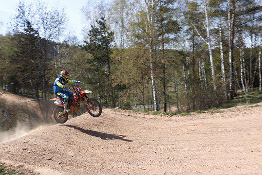 Motocross, 125ccm, Dirtbike, Training, Speed, Endurance
