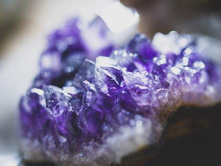 Amethyst, Crystal, Purple, Stone, Mineral, Nature
