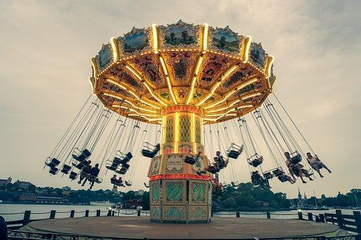 Amusement Park, Fun, Entertainment, Carnival, Park