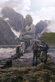 Landscape, Fantasy, Fantasy Landscape, Adventure, Dream