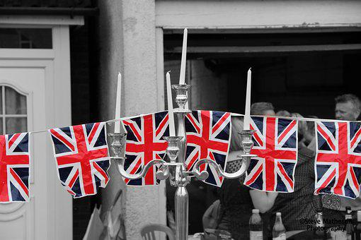 Queen's Jubilee, Union Jack, Flags, Bunting, Decorative