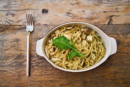 Pasta, Flour, Kitchen, Food, Egg, Noodles, Delicious