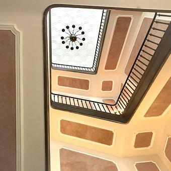 Ceiling, Chandelier, Light, Interior, Design, Lamp