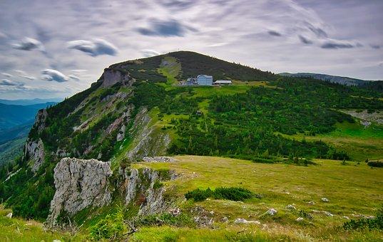 Landscape, Rax, Nature, Hiking, Otto House