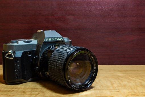 Pentax, P30, Srl, Camera, Photography, Lens, Film