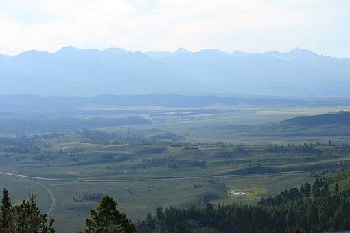 Sawtooth, Mountain, Range