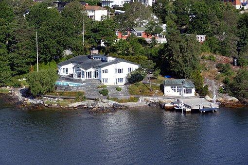 Sweden, Stockholm, Island, Archipelago, Scandinavia