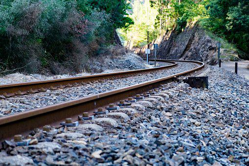 Tracks, Railway, Rails, Train, Pkp, Railroad, Transport
