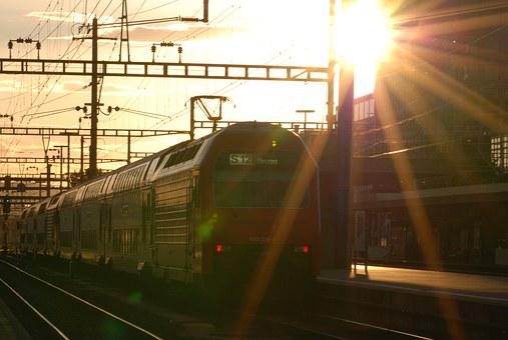 Railway Station, S Bahn, Train, Altstetten, Zurich