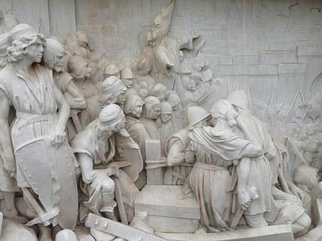 Fig, Bologna, Italy, Sculpture, Statue, Art