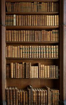 Books, Bookcase, Old Books, Historical, Antique