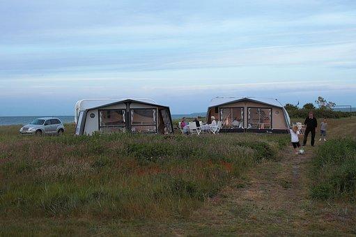 Camping, For Tent, Caravan