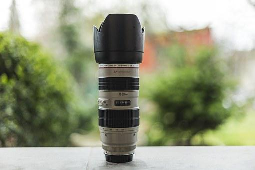Telephoto Lens, Canon, Photography, Zoom, Digital, Lens