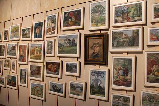 Exposition, Art, Museum, João Turin