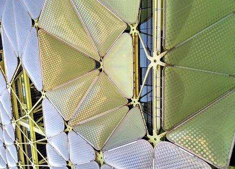 Facade, Urban, Modern Architecture, Singular