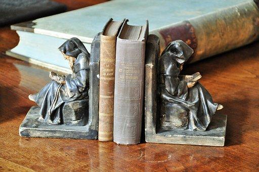 Books, Old Books, Press-books, Writing, Former