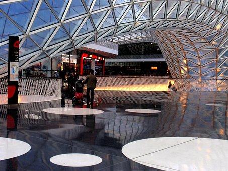 Frankfurt Am Main Germany, Myzeil, Mirroring