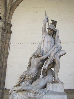 Giovanni Da Bologna, The Abduction Of Women This Pics