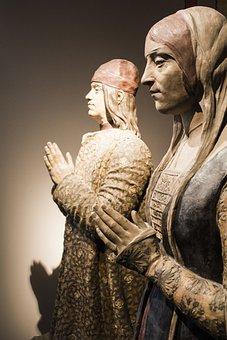 Terracotta, Statues, Museum, Art, Artists, History