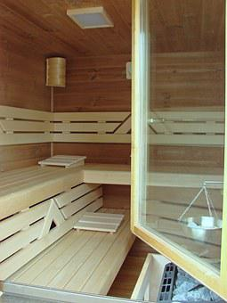 Sauna, Window, Wood, Outdoor Sauna, Infusion, Bio Sauna