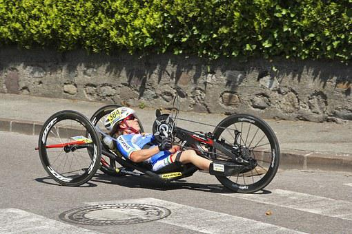 Paracycling, Bike, Sport, Disabled Sports, Ambition