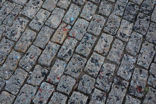 Soil, Pavement, Empedrado, Street, Stone, Cobble