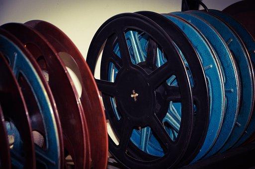 Film Spool, Pictures, Cinematograph Film, Video