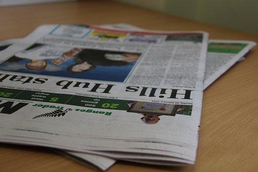 Newspaper, News, Print, Press, Paper, Publication
