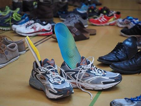 Shoes, Sports Shoes, Running Shoes, Beaten