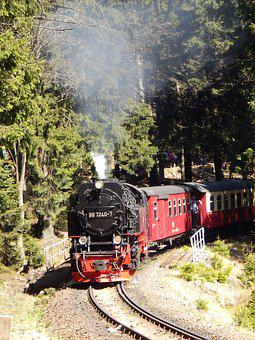 Brocken Railway, Resin, Steam Locomotive