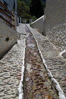 Alley, Cobblestone, Design, Narrow, Street, Paved