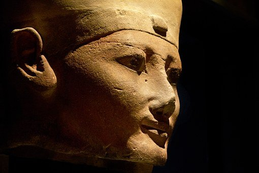 Torino, Egyptian Museum, Antiquity, Sculpture