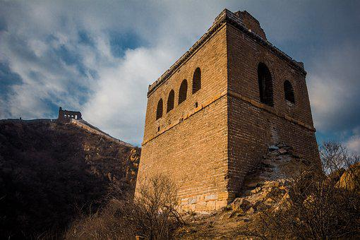 Of Virtue, Great Wall Crosses, The Great Wall, Tower
