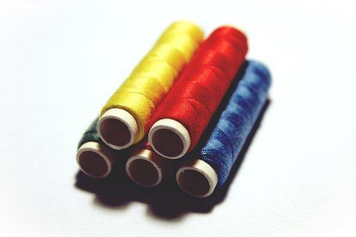Yarn, Thread, Sew, Thread Spool, Coiled, Weave
