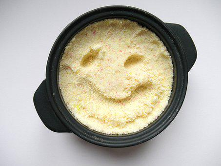 Dust, Bath, A Smile, Natural Cosmetics, Powder