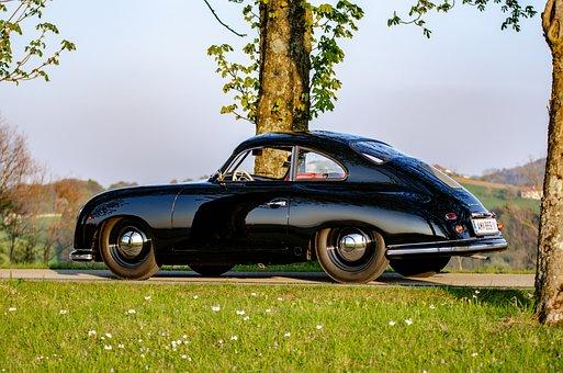 Porsche, Oldtimer, Vehicle, Auto, Classic, Automotive
