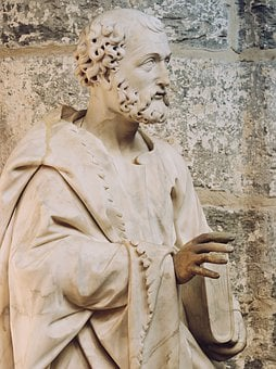 Statue, Church, Holy, Religion, Sculpture, Christianity