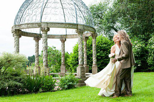 Dance, Kiss, Love, Dancing, Wedding, Couple, Romantic