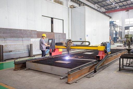 Machining, Process, Working, Machine, Machinery