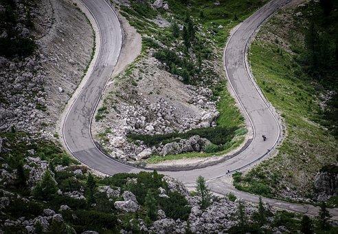 Road, Moto, Motorcyclist, Only, Trip, Speed, Adventure