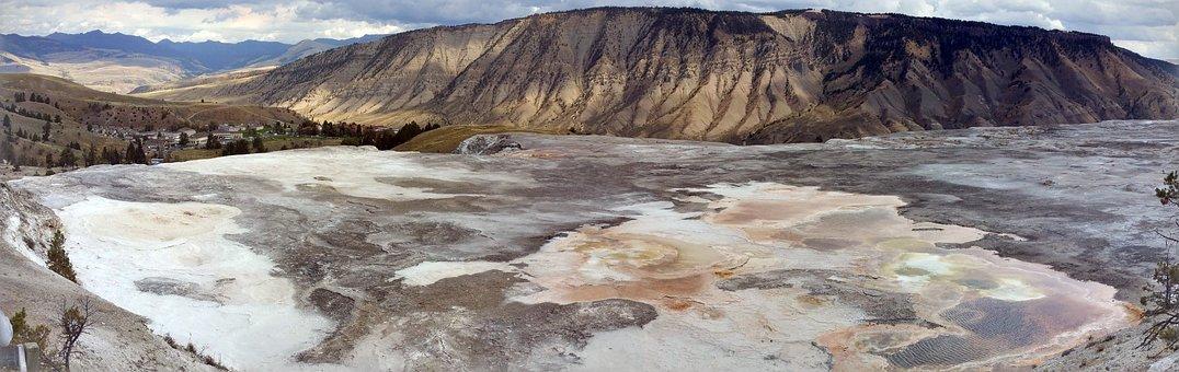 Yellowstone, Park, Nature, Wilderness, Outdoors, Scenic