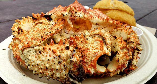 Rock Crab, Santa Barbara Shellfish Company