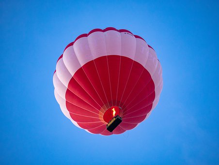 Hot, Air, Balloon, Sky, Adventure, Colorful, Freedom