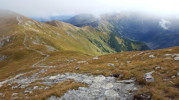 Tatry, Buried, Poland, Tatra Mountains, Landscape