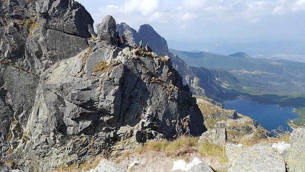 Orla, Perc, Tatry, Buried, Poland, Tatra Mountains